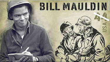 Up Front With Willie & Joe, A tribute to Bill Mauldin