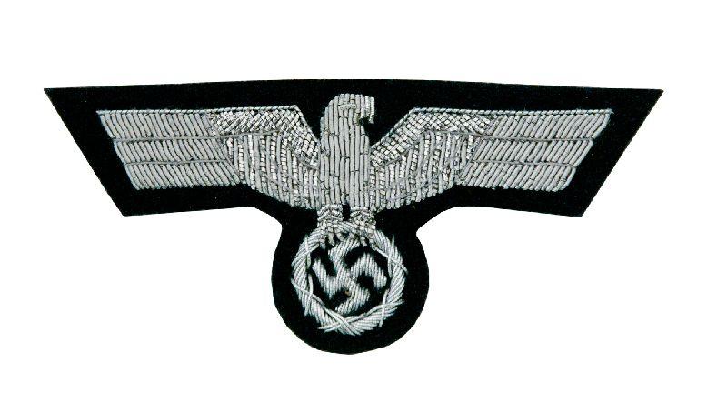 Third reich nazi ww2 german insignia bullion breast sleeve third reich nazi ww2 german insignia bullion breast sleeve eagles reddick militaria buycottarizona Gallery