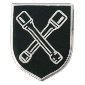 36 SS Division Dirlewanger Enamel Pin - Reddick Militaria