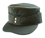 M43 General's Field Cap with Gold Piping - Reddick Militaria