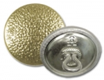 Button - 21mm for Tunic - Gold