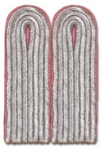 WW2 German Shoulder Boards:  Army- Lt.-Capt./Panzer - Reddick Militaria