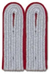 WW2 German Shoulder Boards:  Army/Luft- Lt.-Capt./Artillery/Flak - Reddick Militaria