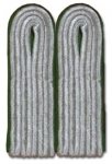 WW2 German Shoulder Boards:  Army- Lt.-Capt./Panzer Grenadier - Reddick Militaria