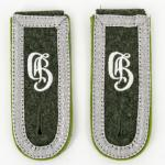 Grossdeutschland Shoulder Boards Panzergrenadier Unterfeldwebel - Reddick Militaria