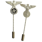 Early NSDAP Party Eagle Stick Pin