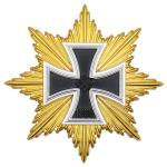 German WW2 1939 Star of the Grand Cross of the Iron Cross