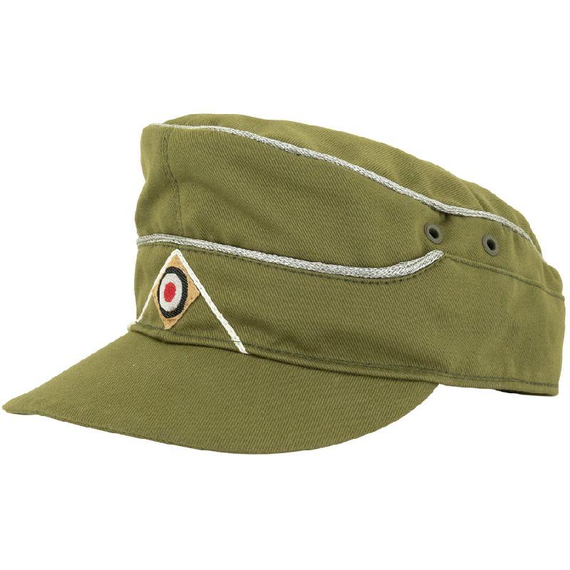 6a19e20437e6d WW2 German M41 Afrikakorps Caps - Reddick Militaria