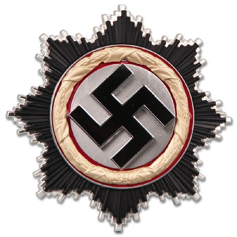 Как выглядит немецкий крест фото