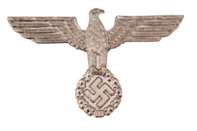 Silver Nazi Party Eagle Stickpin