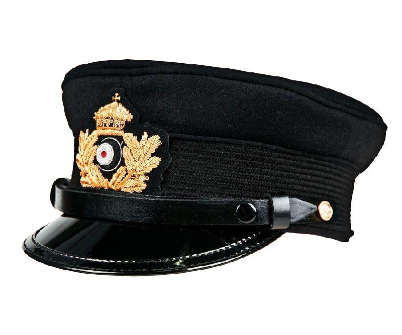 Imperial German Naval Officer S Cap Reddick Militaria