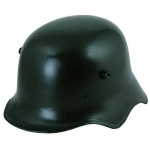 WWI M18 German Stahlhelm Cut-Out Helmet - Reddick Militaria