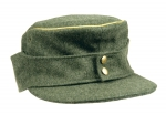 M-43 General's Cap in Standard Wool