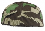WW2 German Paratrooper Splinter Helmet Cover - Reddick Militaria