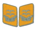 Luftwaffe Officer Collar Tabs - Oberleutnant