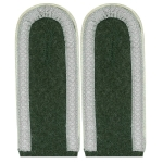 WW2 German Shoulder Boards:  Army EM- Unteroffizier - Reddick Militaria