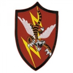 6 Flying Tiger Jacket Patch - Reddick Militaria