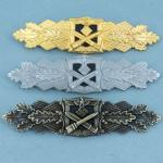 Close Combat Clasp Group No. 1 | Reddick Militaria