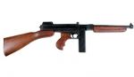 M1925 Thompson Military Version Submachine  Gun - Non-Firing Replica - Reddick Militaria