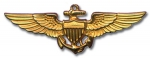 US Navy & Marine Corps Issue Pilot Wing