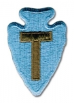 US 36th. Division Patch - Reddick Militaria