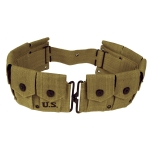 US M1923 10-Pocket Cartridge Belt