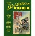 All American Wonder - Vol. I- Ray Cowdery - Reddick Militaria