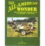 All American Wonder - Vol. III- Fred W. Crimson - Reddick Militaria