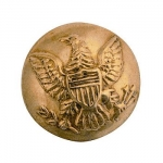 Military Buttons - 9/16""