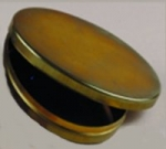 Oval Tinder Box - Brass