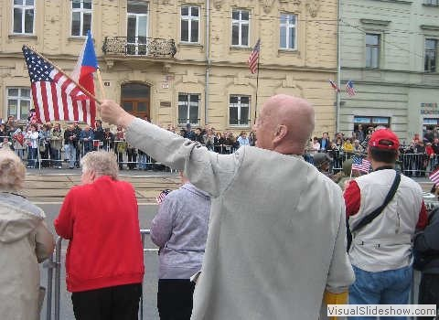 God Bless the People of The Czech Republic.